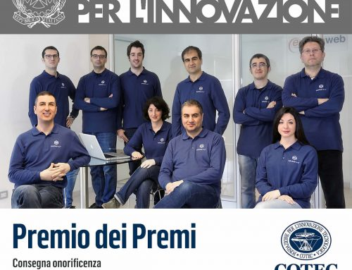 Italian Innovation award of the awards
